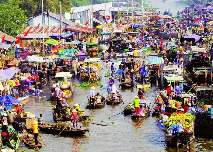 Du Thuyền 4* Le Cochinchine - Sài Gòn - Cái Bè - Vĩnh Long - Cần Thơ 2 ngày